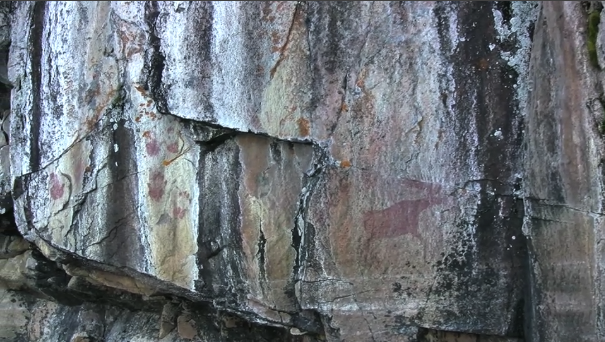 Lac LaCroix Pictographs – The Show