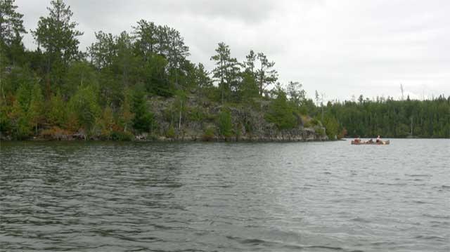 Leaving Knife Lake – The Show