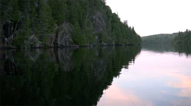 Ottertrack Evening Paddle