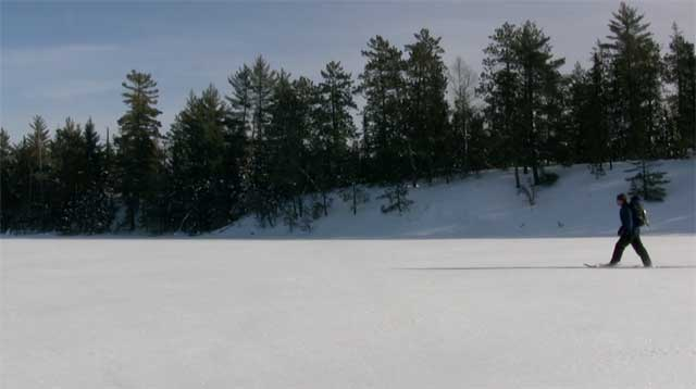 Snowshoeing into Hegman – The Show